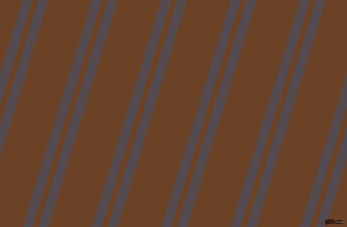 73 degree angle dual striped line, 19 pixel line width, 12 and 85 pixel line spacingLiver and Semi-Sweet Chocolate dual two line striped seamless tileable