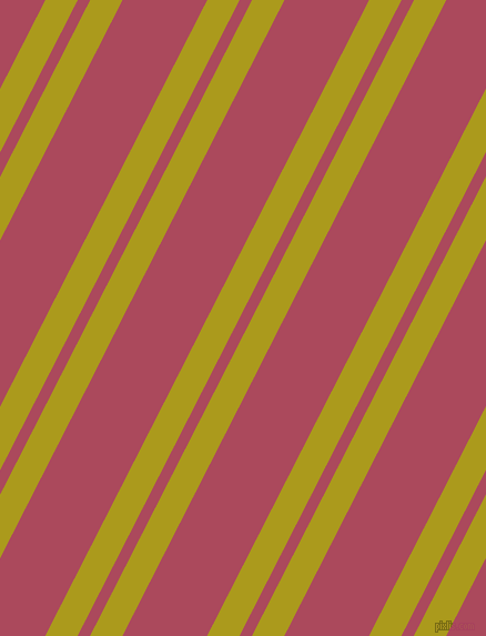 63 degree angles dual striped lines, 26 pixel lines width, 10 and 68 pixels line spacing, Lucky and Hippie Pink dual two line striped seamless tileable