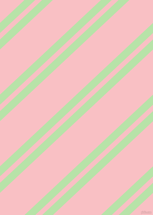 43 degree angles dual stripes lines, 25 pixel lines width, 16 and 112 pixels line spacing, Madang and Azalea dual two line striped seamless tileable