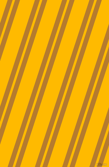 72 degree angle dual striped lines, 16 pixel lines width, 8 and 48 pixel line spacing, Mandalay and Selective Yellow dual two line striped seamless tileable