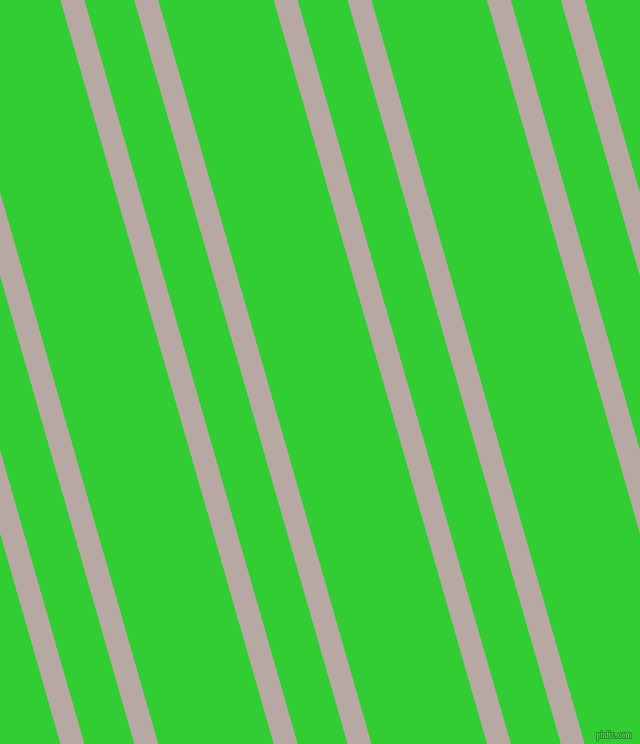 106 degree angle dual stripes line, 23 pixel line width, 48 and 111 pixel line spacing, Martini and Lime Green dual two line striped seamless tileable