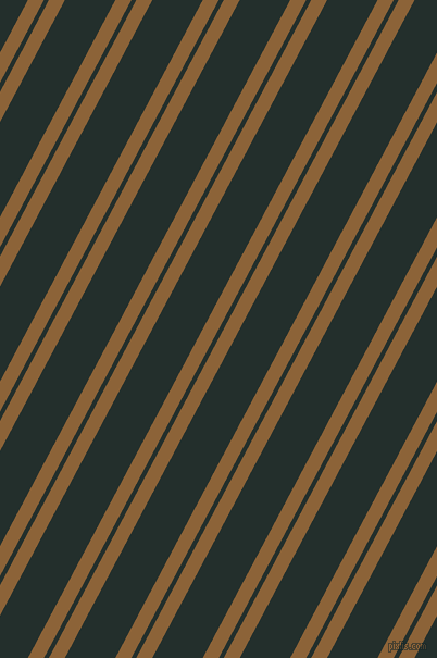 62 degree angles dual stripes line, 13 pixel line width, 4 and 41 pixels line spacing, McKenzie and Racing Green dual two line striped seamless tileable