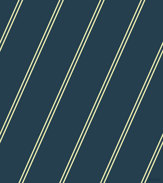 66 degree angle dual striped lines, 4 pixel lines width, 6 and 105 pixel line spacing, Medium Goldenrod and Nile Blue dual two line striped seamless tileable