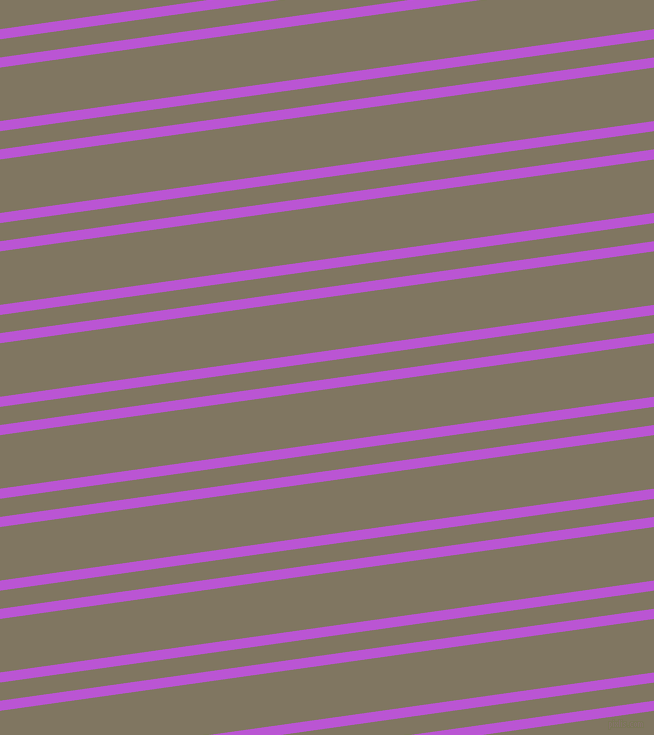 8 degree angle dual stripes line, 10 pixel line width, 18 and 53 pixel line spacingMedium Orchid and Stonewall dual two line striped seamless tileable