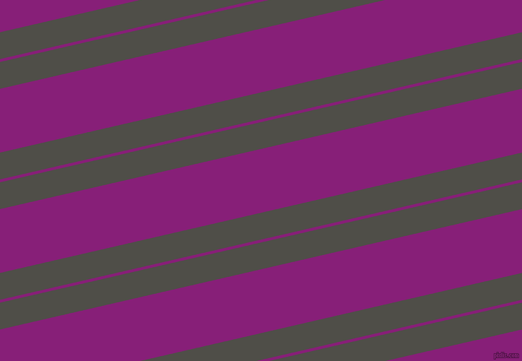 13 degree angle dual striped lines, 37 pixel lines width, 4 and 88 pixel line spacing, Merlin and Dark Purple dual two line striped seamless tileable