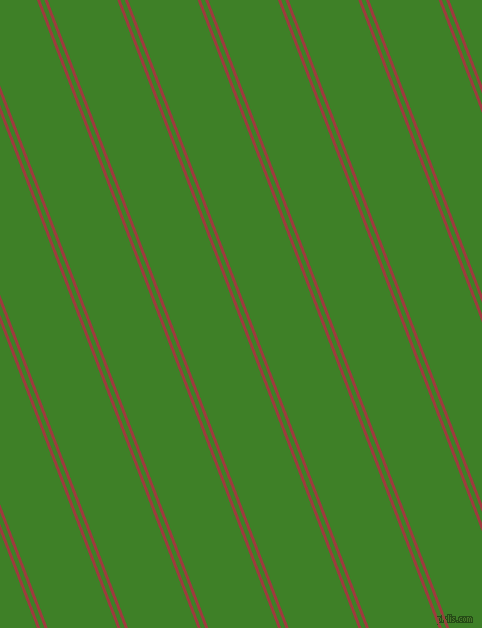 111 degree angle dual striped line, 3 pixel line width, 4 and 65 pixel line spacing, Mexican Red and Bilbao dual two line striped seamless tileable