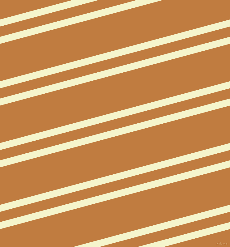 15 degree angle dual striped line, 22 pixel line width, 32 and 117 pixel line spacing, Mimosa and Brandy Punch dual two line striped seamless tileable
