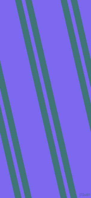 103 degree angles dual stripe line, 21 pixel line width, 12 and 94 pixels line spacing, Ming and Medium Slate Blue dual two line striped seamless tileable