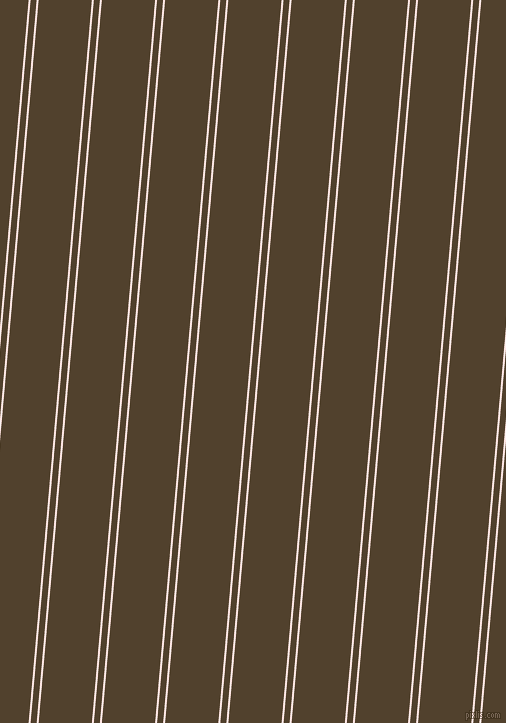 85 degree angle dual stripe line, 2 pixel line width, 6 and 53 pixel line spacing, Misty Rose and Deep Bronze dual two line striped seamless tileable