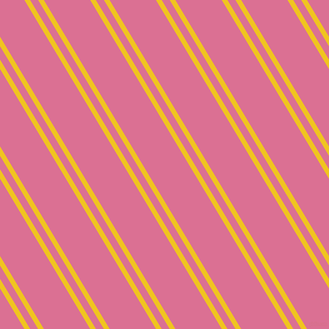121 degree angle dual stripe line, 10 pixel line width, 14 and 81 pixel line spacing, Moon Yellow and Pale Violet Red dual two line striped seamless tileable