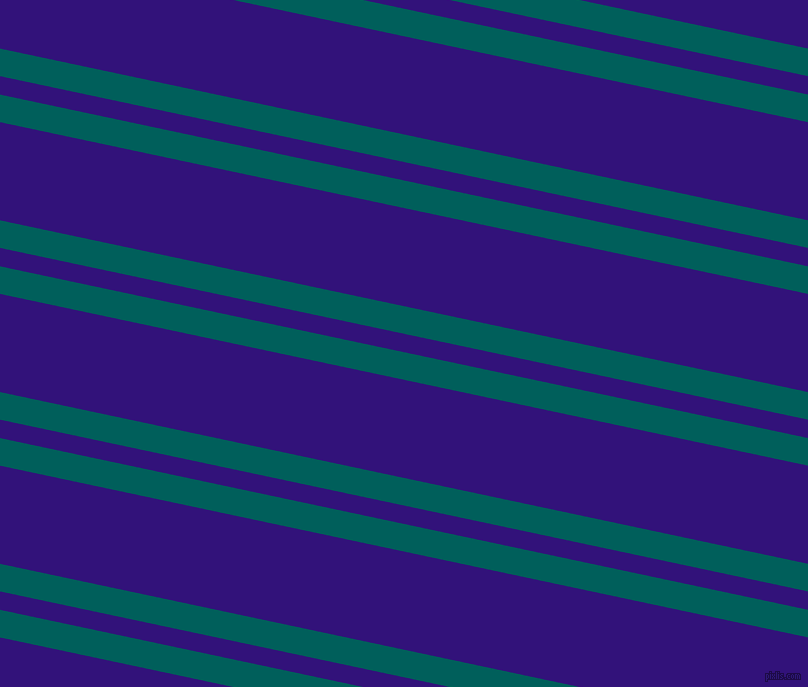 168 degree angle dual stripes line, 27 pixel line width, 18 and 96 pixel line spacing, Mosque and Persian Indigo dual two line striped seamless tileable