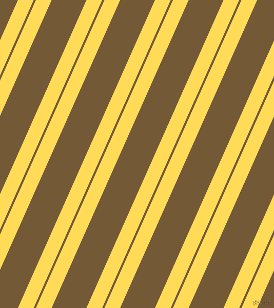 66 degree angle dual stripes line, 28 pixel line width, 4 and 62 pixel line spacing, Mustard and Shingle Fawn dual two line striped seamless tileable