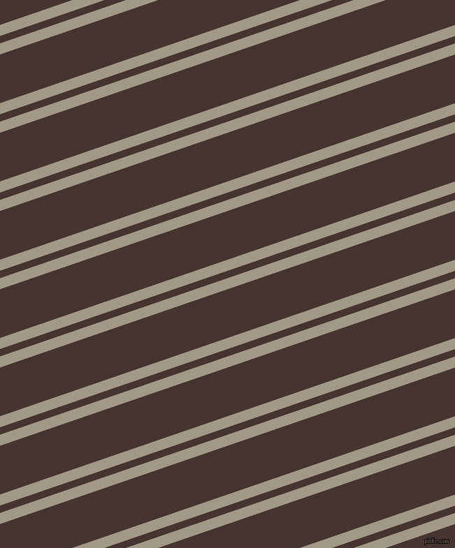 19 degree angles dual stripe line, 15 pixel line width, 10 and 66 pixels line spacing, Nomad and Cedar dual two line striped seamless tileable