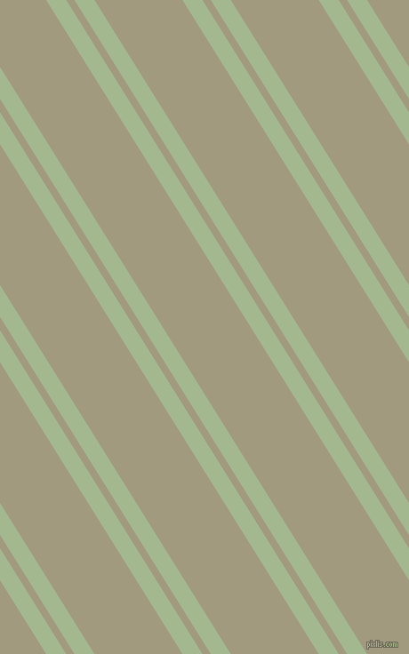 122 degree angle dual striped lines, 19 pixel lines width, 8 and 84 pixel line spacing, Norway and Grey Olive dual two line striped seamless tileable
