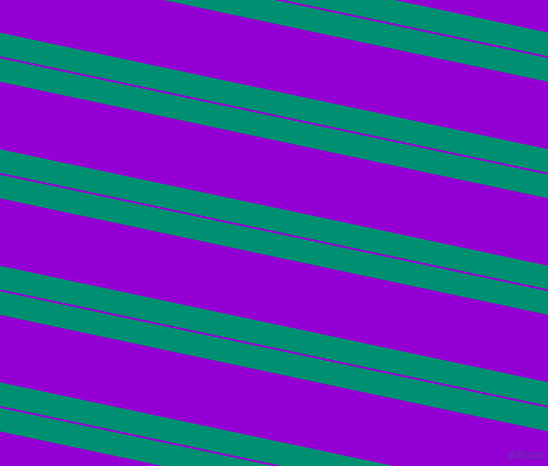 168 degree angle dual stripes lines, 23 pixel lines width, 2 and 66 pixel line spacing, Observatory and Dark Violet dual two line striped seamless tileable