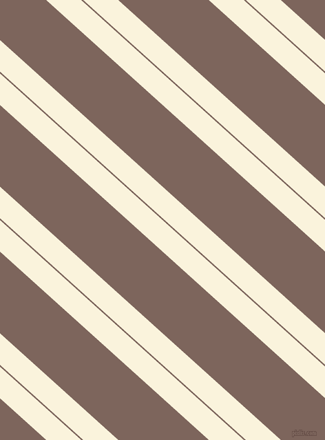 138 degree angles dual stripe lines, 34 pixel lines width, 2 and 88 pixels line spacing, Off Yellow and Russett dual two line striped seamless tileable