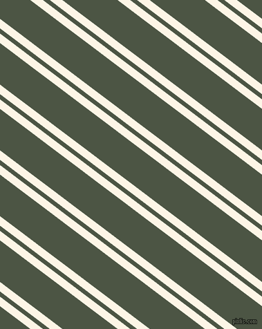 143 degree angles dual stripes line, 11 pixel line width, 6 and 48 pixels line spacing, Old Lace and Cabbage Pont dual two line striped seamless tileable