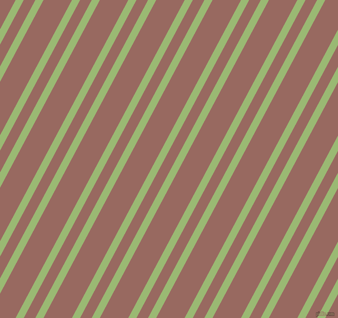 62 degree angles dual stripes line, 14 pixel line width, 20 and 49 pixels line spacing, Olivine and Dark Chestnut dual two line striped seamless tileable