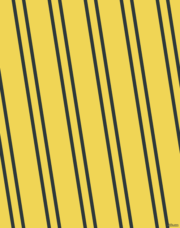99 degree angle dual stripes line, 11 pixel line width, 22 and 71 pixel line spacing, Outer Space and Portica dual two line striped seamless tileable