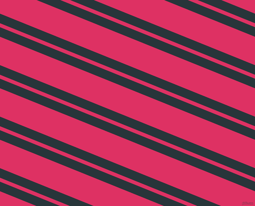 158 degree angles dual stripes line, 29 pixel line width, 12 and 86 pixels line spacing, Oxford Blue and Cerise dual two line striped seamless tileable