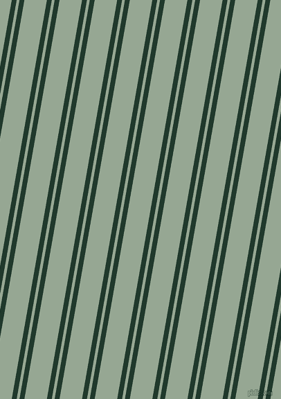 80 degree angles dual striped line, 7 pixel line width, 4 and 32 pixels line spacing, Palm Green and Mantle dual two line striped seamless tileable