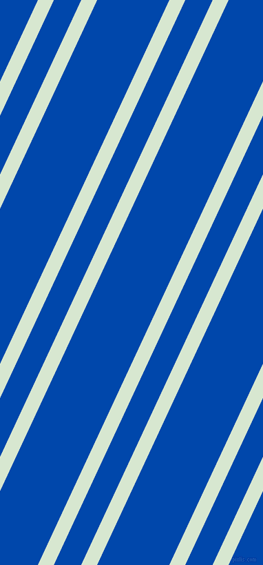 65 degree angle dual stripe line, 21 pixel line width, 36 and 95 pixel line spacing, Peppermint and Cobalt dual two line striped seamless tileable