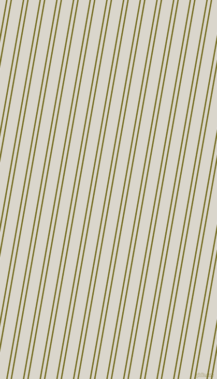 80 degree angle dual striped lines, 3 pixel lines width, 6 and 22 pixel line spacing, Pesto and White Pointer dual two line striped seamless tileable