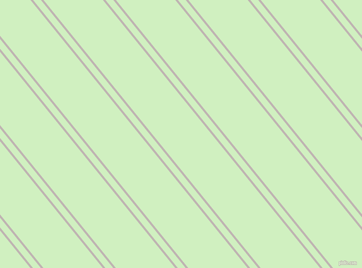129 degree angles dual stripes line, 4 pixel line width, 12 and 91 pixels line spacing, Pink Swan and Tea Green dual two line striped seamless tileable