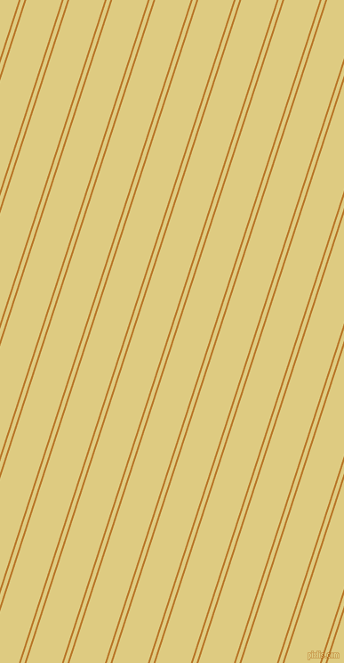 72 degree angles dual stripe line, 2 pixel line width, 4 and 38 pixels line spacing, Pirate Gold and Sandwisp dual two line striped seamless tileable