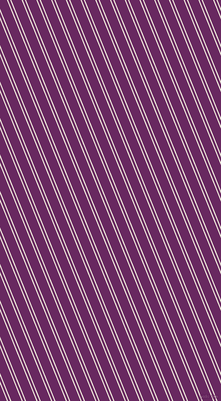 112 degree angles dual stripe line, 2 pixel line width, 4 and 19 pixels line spacing, Promenade and Palatinate Purple dual two line striped seamless tileable