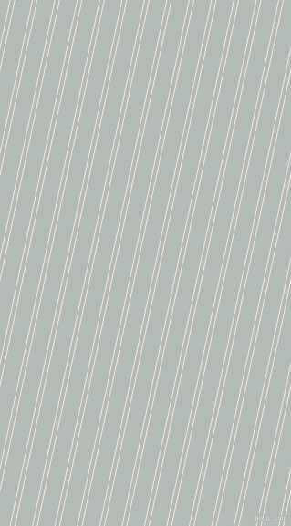 78 degree angle dual stripes line, 1 pixel line width, 4 and 18 pixel line spacing, Provincial Pink and Loblolly dual two line striped seamless tileable