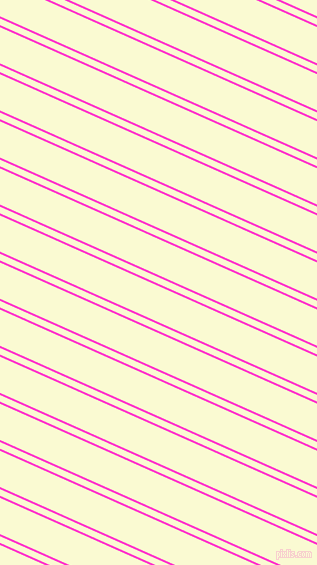 156 degree angle dual stripe lines, 2 pixel lines width, 6 and 33 pixel line spacing, Razzle Dazzle Rose and Light Goldenrod Yellow dual two line striped seamless tileable