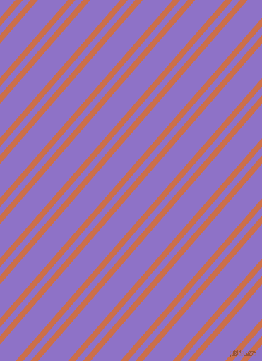 49 degree angle dual striped lines, 8 pixel lines width, 8 and 32 pixel line spacing, Red Damask and True V dual two line striped seamless tileable