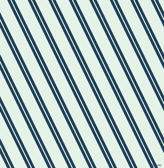 116 degree angles dual striped line, 11 pixel line width, 4 and 46 pixels line spacing, Regal Blue and Polar dual two line striped seamless tileable