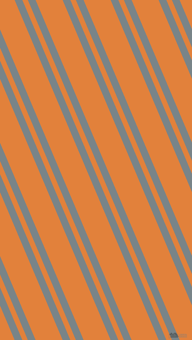 113 degree angle dual stripes line, 14 pixel line width, 10 and 49 pixel line spacing, Regent Grey and Tree Poppy dual two line striped seamless tileable