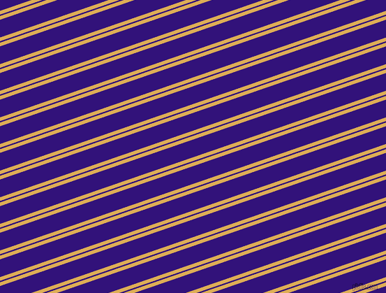 19 degree angle dual striped lines, 5 pixel lines width, 2 and 24 pixel line spacing, Rob Roy and Persian Indigo dual two line striped seamless tileable