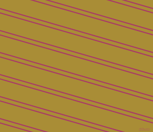 164 degree angles dual stripes lines, 4 pixel lines width, 10 and 53 pixels line spacing, Rouge and Reef Gold dual two line striped seamless tileable