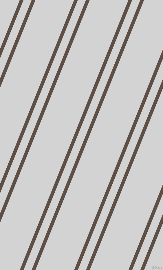 68 degree angles dual stripes lines, 12 pixel lines width, 26 and 124 pixels line spacing, Saddle and Light Grey dual two line striped seamless tileable