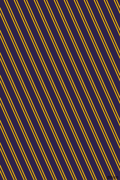 114 degree angle dual striped line, 3 pixel line width, 4 and 20 pixel line spacing, Selective Yellow and Violent Violet dual two line striped seamless tileable