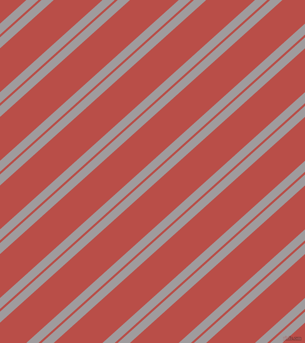 42 degree angle dual stripes lines, 16 pixel lines width, 4 and 64 pixel line spacing, Shady Lady and Chestnut dual two line striped seamless tileable