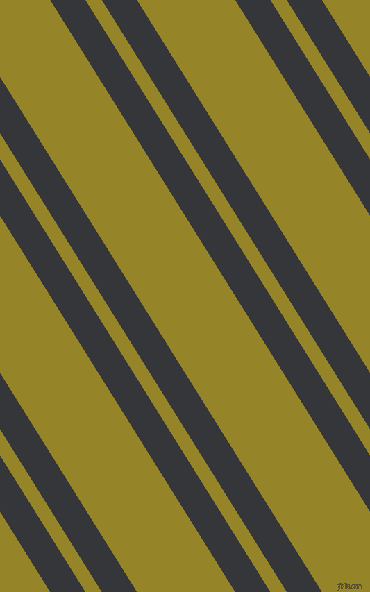 122 degree angle dual stripe line, 43 pixel line width, 20 and 120 pixel line spacing, Shark and Lemon Ginger dual two line striped seamless tileable