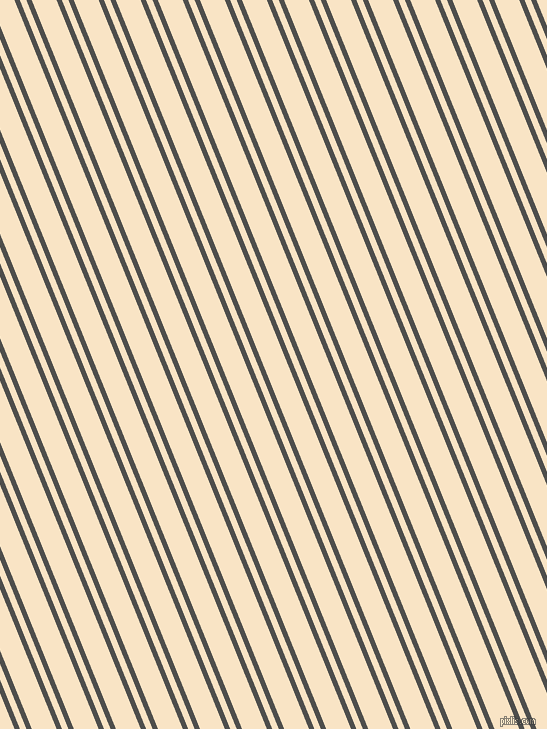 112 degree angles dual stripes line, 5 pixel line width, 6 and 23 pixels line spacing, Ship Grey and Egg Sour dual two line striped seamless tileable
