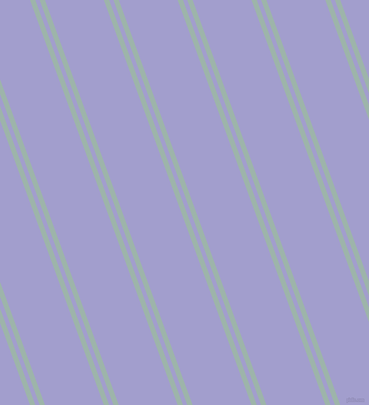 110 degree angle dual stripe lines, 10 pixel lines width, 8 and 110 pixel line spacing, Skeptic and Wistful dual two line striped seamless tileable