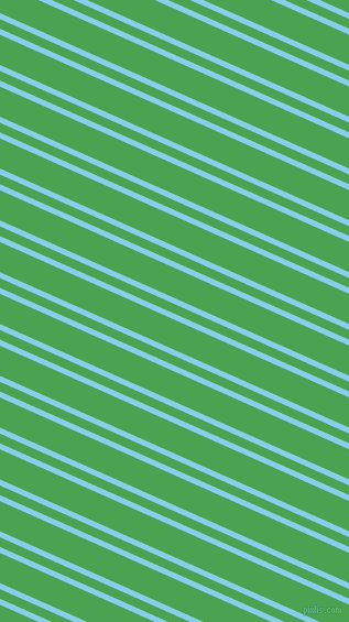 156 degree angle dual stripe lines, 5 pixel lines width, 8 and 25 pixel line spacing, Sky Blue and Fruit Salad dual two line striped seamless tileable