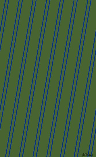 80 degree angle dual striped line, 3 pixel line width, 8 and 33 pixel line spacing, Smalt and Dell dual two line striped seamless tileable