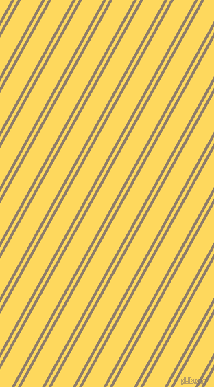 61 degree angle dual stripe line, 4 pixel line width, 4 and 27 pixel line spacing, Squirrel and Dandelion dual two line striped seamless tileable