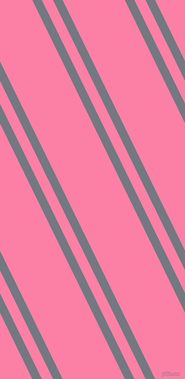 116 degree angle dual stripe lines, 17 pixel lines width, 20 and 111 pixel line spacing, Storm Grey and Tickle Me Pink dual two line striped seamless tileable