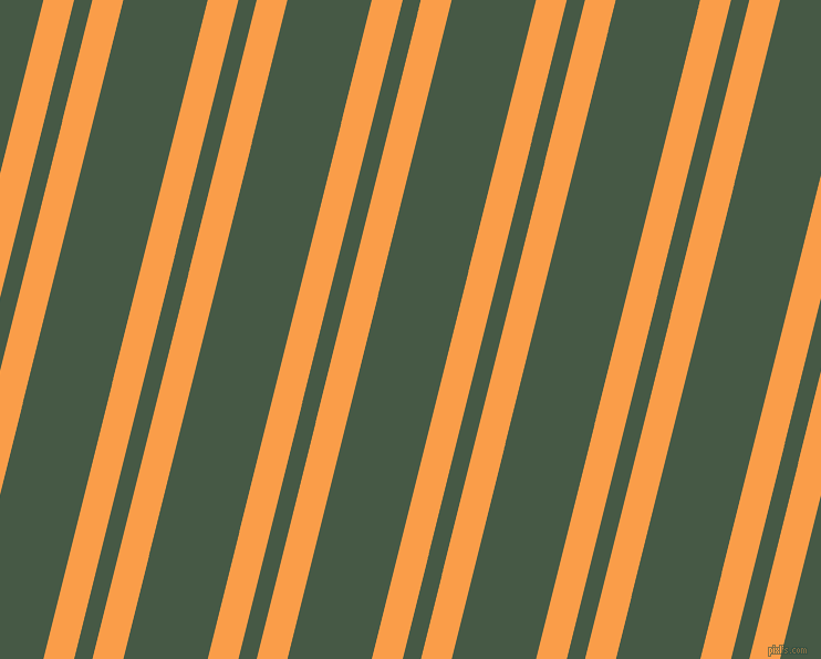 76 degree angles dual stripes line, 27 pixel line width, 16 and 74 pixels line spacingSunshade and Grey-Asparagus dual two line striped seamless tileable