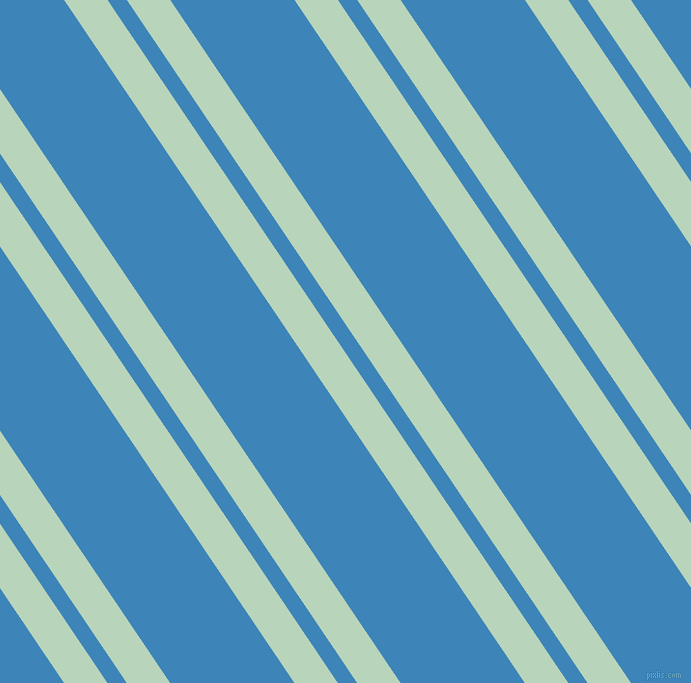 124 degree angles dual stripes lines, 36 pixel lines width, 16 and 103 pixels line spacing, Surf and Curious Blue dual two line striped seamless tileable