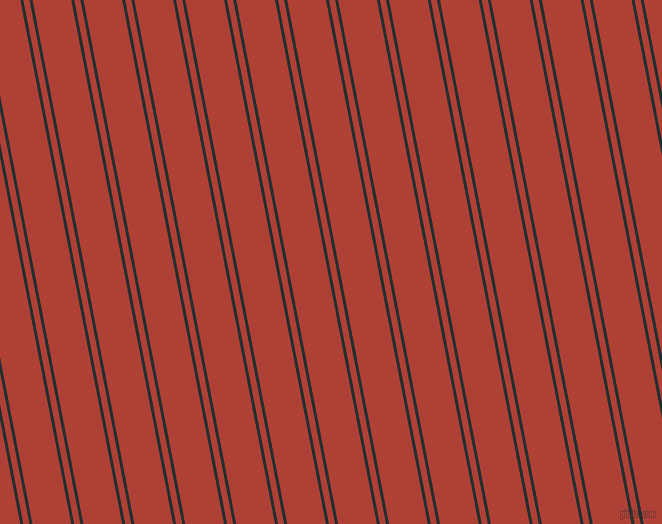 101 degree angle dual stripe lines, 3 pixel lines width, 6 and 38 pixel line spacingSwamp and Medium Carmine dual two line striped seamless tileable